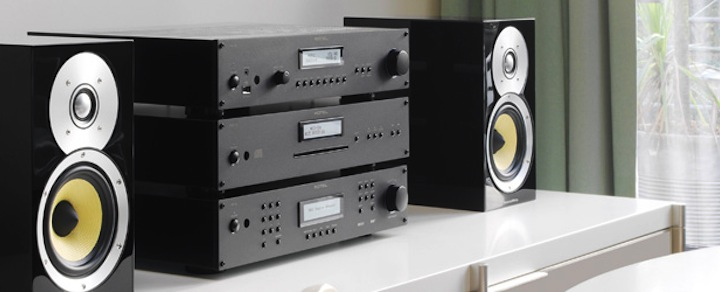 Rotel Audio Equipment At House Of Music San Franciscohigh